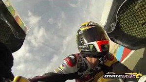 A fast lap of Almeria with Tito Rabat