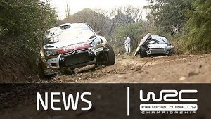 Two Wrecks Mar Friday Stages - Rally Argentina 2014