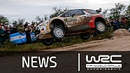Stages 6-7: Xion Rally Argentina 2014