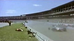 1966 Indy 500 pile-up