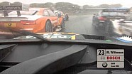 DTM Oschersleben 2014 - Best of Onboards
