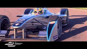 Formula E - Technology with Robert Llewellyn