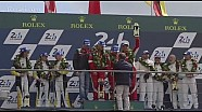 Victory for Ferrari at Le Mans