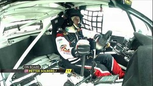 HELL RX SUPERCAR FINAL - FIA WORLD RALLYCROSS CHAMPIONSHIP