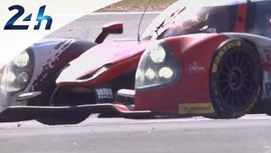 Le Mans 2014: highlights hour 21