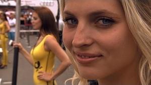 DTM Norisring 2014 - Grips Girl