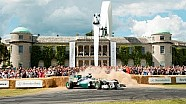 Mercedes-Benz at the 2014 Goodwood Festival of Speed!