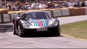 Nürburgring revisited: Marc Lieb in the 918 Spyder