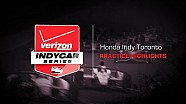 2014 Honda Indy Toronto Practice Highlights