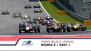 22nd race FIA F3 European Championship 2014