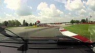 PWC 2014 Mid-Ohio On Board Highlights of Ryan Dalziel Round 12