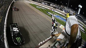 Kyle Busch dominates NNS race in Richmond