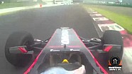 Karthikeyan Big Super Formula crash