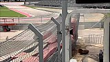 Tim Bell suffers massive shunt after brake failure - 2014 COTA