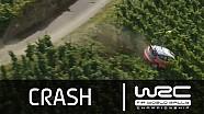 Crash Special/ ADAC Rallye Deutschland 2014