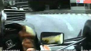 Ayrton Senna onboard lap - Monaco 1990