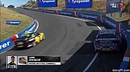 Bathurst 2014 Qual Whincup Crashes