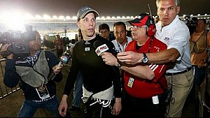 Keselowski responds to incidents with Hamlin, Kenseth