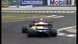 Senna/Prost 1989 Japanese GP collision & aftermath