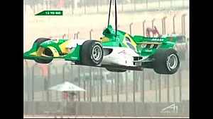 A1GP Helicopter Car Recovery