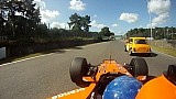 Zolder Circuit - Formula 1 Car vs. Track Day Cars