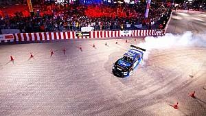 Ahmad Daham's Winning Drift Racing Run - Red Bull Car Park Drift Grand Final 2014