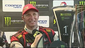 Argentina RX Winners Press Conference - FIA World Rallycross Championship