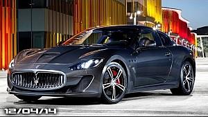 Maserati GranTurismo Successor, New Nissan 370Z, BMW Supercharger - Fast Lane Daily
