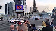NASCAR on the Las Vegas strip for Champions Week 2014