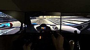 Project CARS video game - Monaco onboard McLaren GT3
