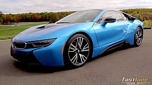 2015 BMW i8 Review - Fast Lane Daily