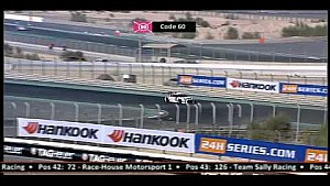 Hankook 24H DUBAI 2015 | Race Part 4