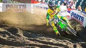 Dirt Shark-2015 Monster Energy Oakland Supercross