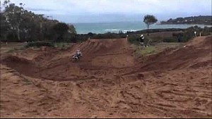 Ryan Villopoto training in Sardinia, Italy for MXGP