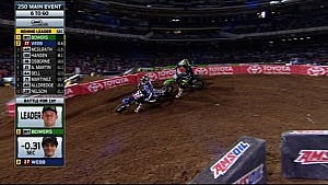 2015 Supercross 250SX Main Event highlights from San Diego
