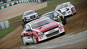 Mettet RX - Supercar H2 R3 - FIA World Rallycross Championship