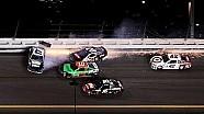 Stenhouse gets sideways in Daytona