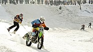 Ski Racing Behind Motorcycles - Red Bull Twitch 'n' Ride 2015