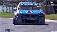 V8 Supercars 2015 Adelaide Holdsworth Crash