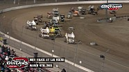 Highlights: World of Outlaws Sprint Cars Las Vegas Motor Speedway March 4th, 2015