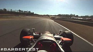 #BarberTest - Onboard with Stefano Coletti