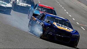 Elliott has tough Sprint Cup debut