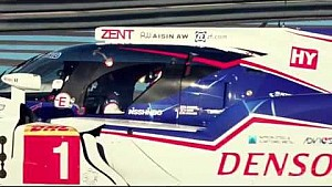 WEC Prologue 2015 - Anthony Davidson's Interview