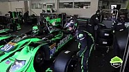 Tequila Patrón ESM Participates in the WEC Prologue test at Circuit Paul Ricard