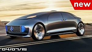 Driverless Mercedes AMG, New Range Rover, Audi SQ7 - Fast Lane Daily