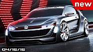 VW GTI Supersport Concept, Entry Level Jaguar, Volvo XC90 Excellence - Fast Lane Daily