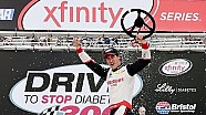 Logano celebrates 'perfect day' in Victory Lane