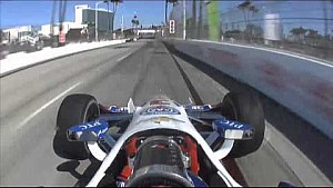 #INDYCAR In-Car Theater: Helio Castroneves at the Toyota Grand Prix of Long Beach