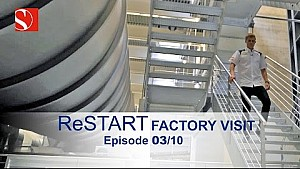ReSTART: FACTORY VISIT (03/10) - Sauber F1 Team documentary