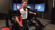 24 Heures du Mans 2015 - Nico Hülkenberg à l'école